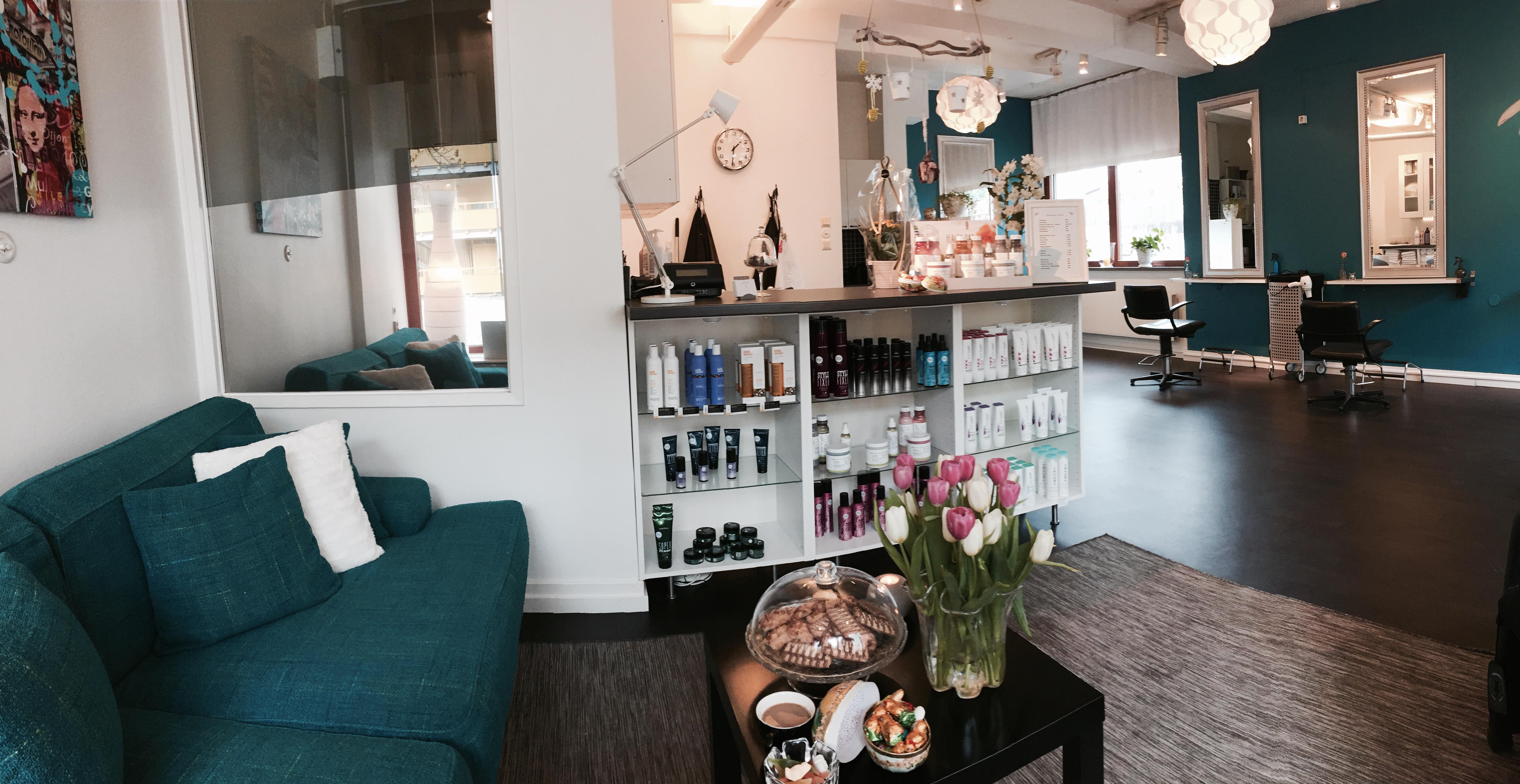 Välkommen till frisörsalong Hårverkstan